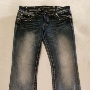 Miss Me size 30 boot jeans